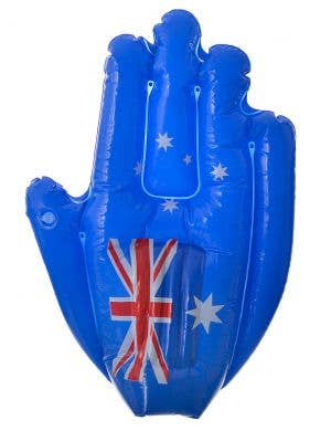 Aussie Flag 55cm Inflatable Hand Australia Day Merchandise