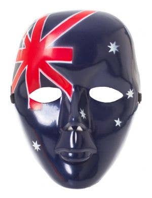 Novelty Australia Day Masquerade Mask