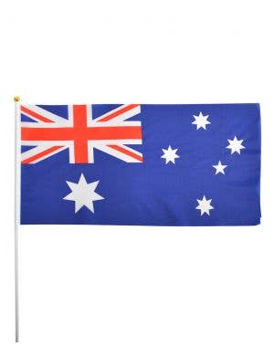 4 Pack Of 40x20cm Aussie Flags on Pole