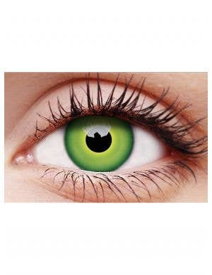 Hulk Green 90 Day Wear Costume Contact Lenses