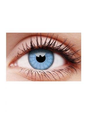 Solar Blue Single Wear Contact Lenses