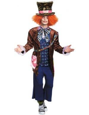 Alice Through The Looking Glass Men's Mad Hatter Costume