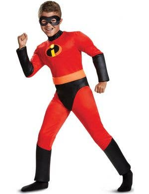 Dash Boys Incredibles 2 Superhero Costume