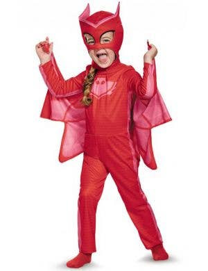 Owlette Girls PJ Masks Fancy Dress Costume