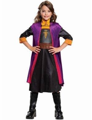 Classic Anna Girls Frozen 2 Costume