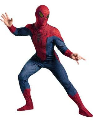 The Amazing Spiderman Men's Costume