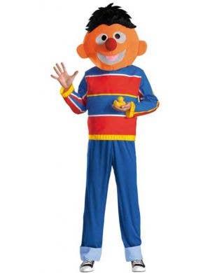 Sesame Street - Men's Ernie Character Costume