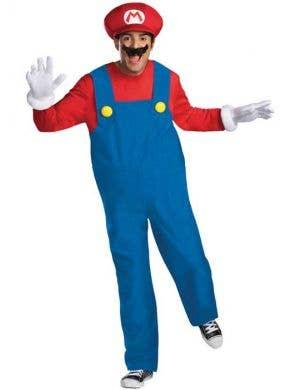 Men's Super Mario Nintendo Fancy Dress Costume