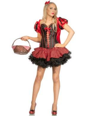 Red Riding Hood Sexy Fairytale Costume
