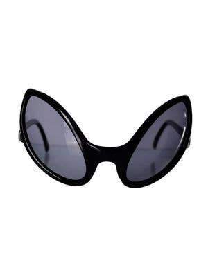 Alien Eyes Costume Glasses in Black