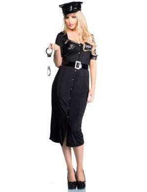 Lt. Gorgeous Women's Cop Costume