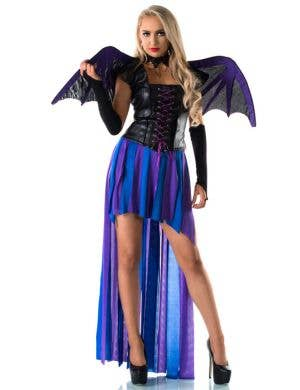 Midnight Flight Mistress Women's Halloween Costume