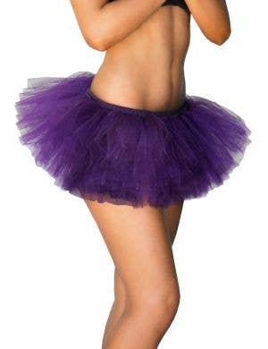 Fluffy and Full Ballerina Tutu Petticoat View 1