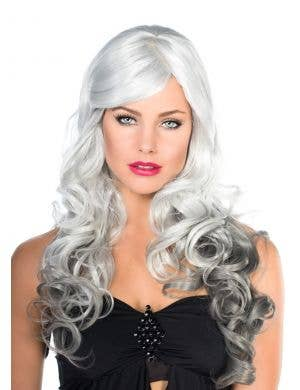 Ada Deluxe Grey Fashion Wig