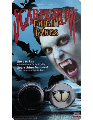 Deluxe Custom Fit Vampire Fangs