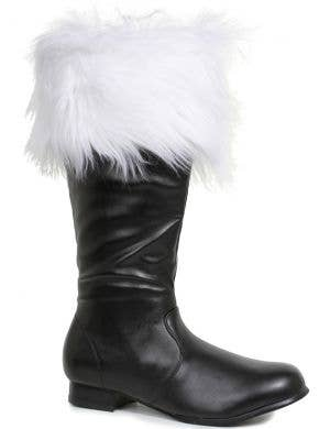 Father Christmas Men's Deluxe Costume Boots