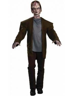 Lab Monster Men's Frankenstein Halloween Costume