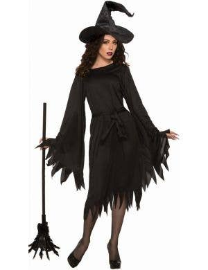 Classic Women's Wicked Witch Halloween Costume
