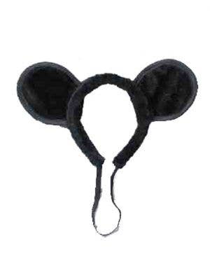 Mickey Mouse Costume Ears