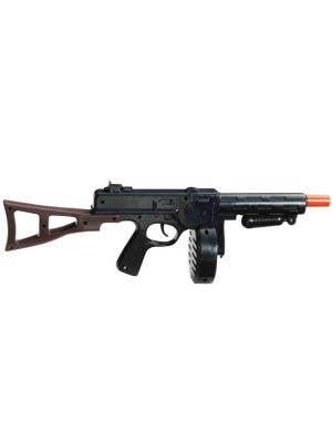 Roaring 20's Black Gangster Gun