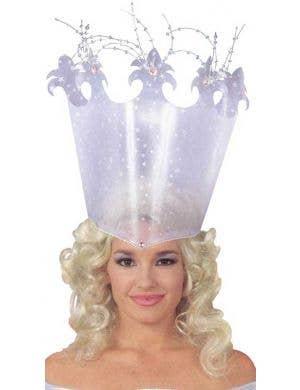 Glinda the Good Fairy Costume Crown
