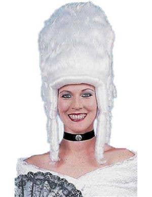 Marie Antoinette White Women's Deluxe Costume Wig