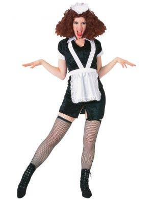 Women's Rocky Horror Picture Show Magenta Maid Costume
