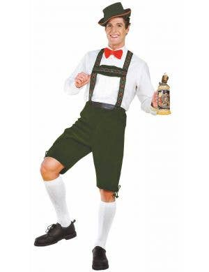 Hansel Men's Green Oktoberfest Costume