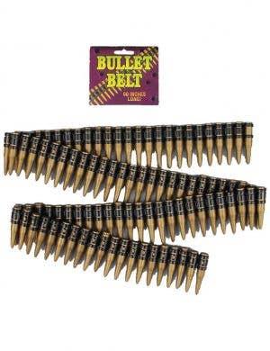 Bandolier Mexican Bullet Belt