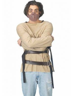 Strait Jacket Men's Halloween Costume