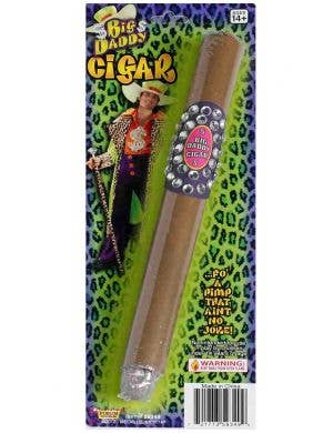 Big Daddy Pimp Cigar Costume Accessory