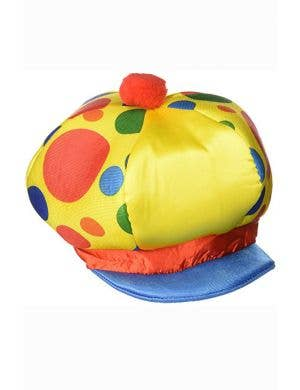 Multicoloured Novelty Clown Hat