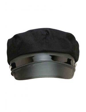 Chauffeur Adults Black Costume Hat Accessory