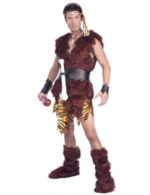 King Of The Caves Deluxe Men's Costume