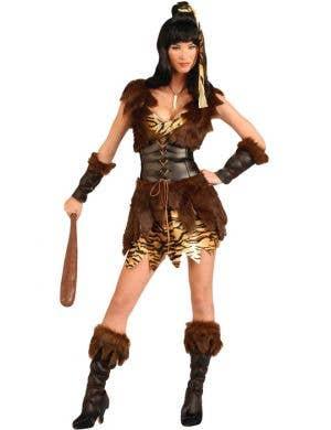 Cave Cutie Sexy Women's Stone Age Costume