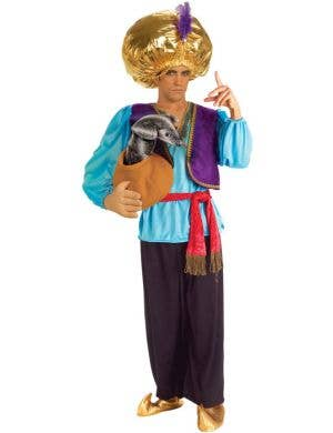Snake Charmer Men's Arabian Costume