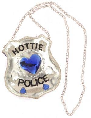 Hottie Police Costume Handbag