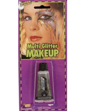 Sparkly Multi Colour Glitter Gel Makeup