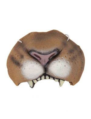 Novelty Lion Nose Costume Accessory