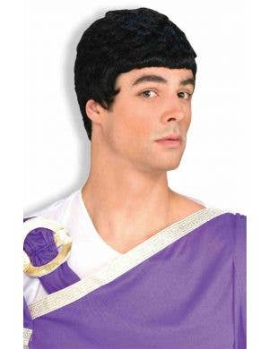 Julius Caesar Mens Roman Short Costume Wig