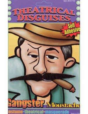 Gangster 1920's Fake Costume Moustache