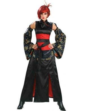 Samurai Girl's Japanese Fighter International Costume Front