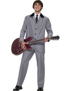 British Invasion Men's 1960's Beatles Costume