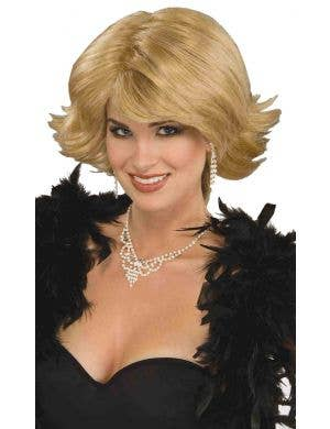 Celebutante Women's Blonde Costume Wig
