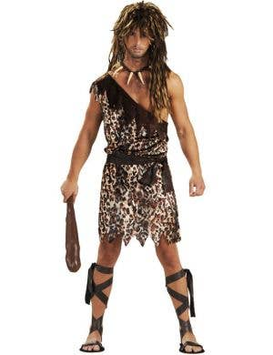 Cave Stud Men's Caveman Costume