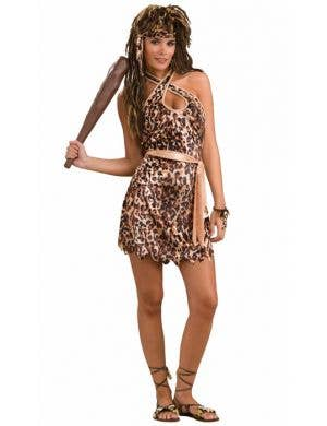 Cave Beauty Women's Cavegirl Costume