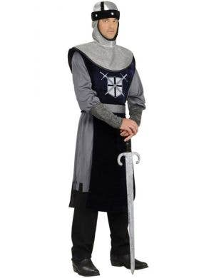 Knight Of The Round Table Men's Medieval Costume