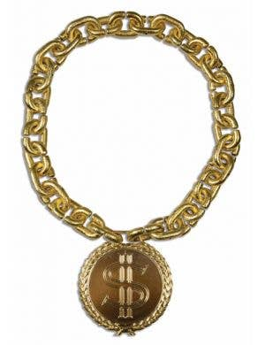 Giant Hip Hop Costume Necklace