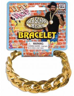 Giant Hip Hop Chain Costume Bracelet