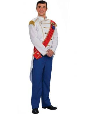 Prince Charming Men's Fairytale Costume